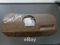 1969 1970 Shelby Mustang Carrol Shelby Signed Passenger Deluxe Dash Bezel