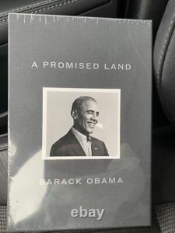 A Promised Land Barack Obama Signed Deluxe Edition