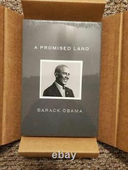 A Promised Land DELUXE EDITION SIGNED AUTOGRAPHED President Barack Obama