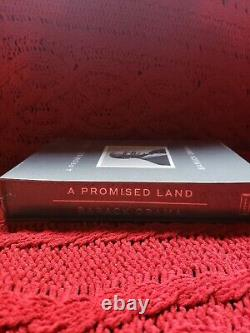 A Promised Land Deluxe Signed Autographed Edition President Barack Obama IN HAND