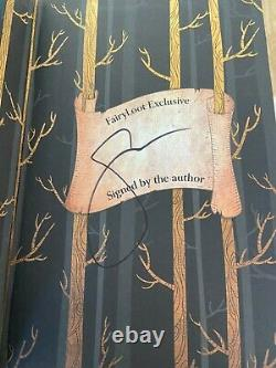 An Ember in the Ashes Quartet by Sabaa Tahir SIGNED DELUXE SET (FAIRYLOOT)