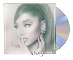 Ariana Grande Positions Limited Edition Signed Deluxe CD IN HAND
