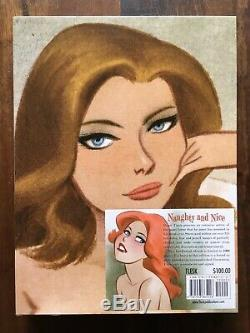BRUCE TIMM NAUGHTY AND NICE Signed Numbered Deluxe Hardcover NM #96/1000