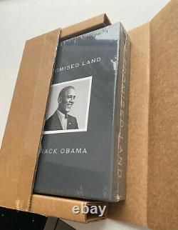 Barack Obama. A Promised Land Deluxe Signed Edition