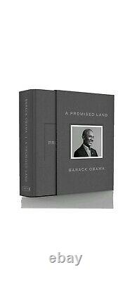 Barack Obama Signed A Promise Land Deluxe 1st Edition