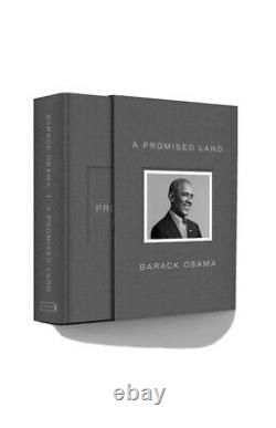 Barack Obama Signed A Promised Land Deluxe 1st Edition Autographed