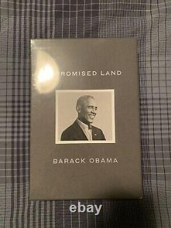 Barack Obama Signed A Promised Land Deluxe 1st Edition Autographed - In Hand