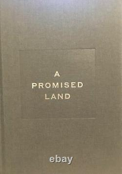 Barack Obama autographed book A Promised Land Deluxe Edition JSA certified