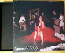 Camila Cabello Romance Super Deluxe Box Boxset CD Red Vinyl Signed SEALED RARE