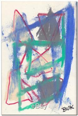 Charles Bukowski-MOCKINGBIRD WISH ME LUCK (1972)-1ST DELUXE ED-1/50 SIGNED WithART