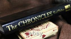 Chronicles Deluxe (Signed and Numbered) by Karl Fulves Book