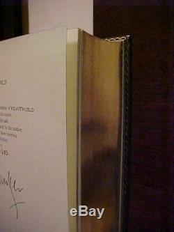 Clive Barker-weaveworld Signed! -uk Leather Deluxe Ed