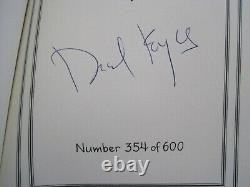 Daniel Keyes Signed Flowers For Algernon Easton Press Deluxe Ed. New Leather