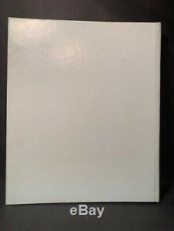 Deluxe Alberto Burri Monograph With Signed Lithograph 28/90 Fluxus Fontana Tapies