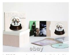 ERASURE SNOW GLOBE SIGNED DELUXE BOXSET X3cds cards calendar ++ New & Sealed