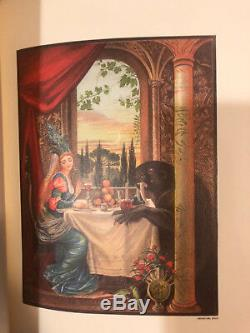 Easton Press Deluxe Limited Ed. Beauty and the Beast Illustrated by Boyle Signed