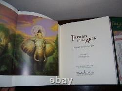 Easton Press Deluxe Limited Ed. Tarzan of the Apes Edgar Rice Burroughs