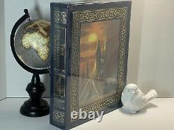 FOUNDATION TRILOGY 1/800 Asimov Deluxe Edition ARTIST SIGNED SEALED Easton Press