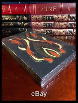 Fahrenheit 451 SIGNED by RAY BRADBURY Sealed Easton Press Deluxe Limited 1/700
