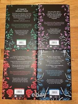 FairyLoot The Iron Fey Deluxe Set SIGNED by Julie Kagawa