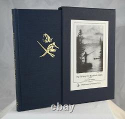 Fly Fishing the Mountain Lakes (Deluxe Boxed Signed) by LaFontaine, Gary