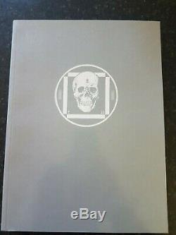 Genesis Breyer P-Orridge Book/3x7 Stunning deluxe SIGNED #12 of 333 Psychic TV