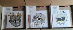 Hebru Brantley Editions Deluxe Version LE /25 (SMILE, LILAC, PHIBBY, 2021)