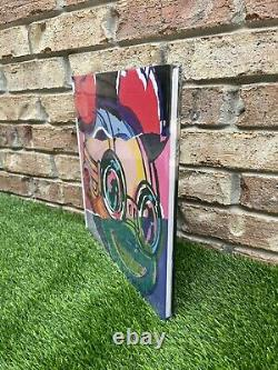 Hebru Brantley Editions Deluxe Version with PHIBBY Print AND Book, L/E of 150