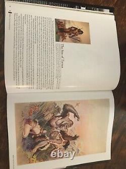 Icon A Retrospective By The Grand Master Of Fantastic Art Frank Frazetta Signed