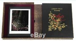 Jimmy Page Anthology Genesis Publications Signed #d Deluxe Edition! Led Zeppelin