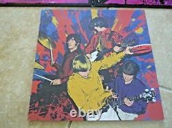 Jimmy Page & Yardbirds 68 Signed Deluxe Vinyl Box Set Led Zeppelin PSA Guarantee