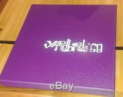 Jimmy Page and The Yardbirds 68 Signed Deluxe Vinyl Box Set Led Zeppelin