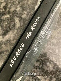 LOU REED The Raven signed/numbered 138/250 DELUXE LTD ED