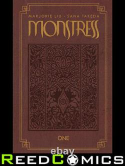 MONSTRESS VOLUME 1 DELUXE SIGNED LIMITED EDITION HARDCOVER Signed Limited to 500