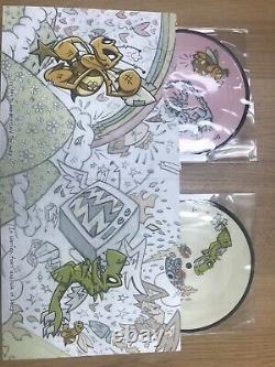 Motion City Soundtrack-My Dinosaur Life 7 Vinyl Deluxe Box Set Limited Edition