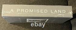 President Barack Obama A Promised Land Deluxe Signed Edition New-Sealed IN HAND