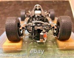 RARE SIGNED MINT Carousel 1967 AAR Dan Gurney Eagle F1 Grand Prix 118 4751