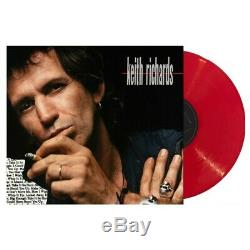 SIGNED Keith Richards Talk Is Cheap Super Deluxe Wood Box signed edition