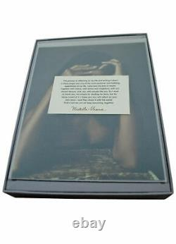 SIGNED MICHELLE OBAMA BECOMING Clothbound DELUXE EDITION SEALED! WOW