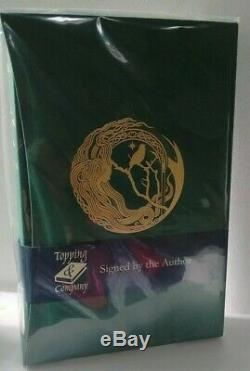 SIGNED by Alen Lee. Beren and Luthien by J. R. R. Tolkien Deluxe Edition