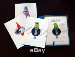 SPIRIT OF TALK TALK MARK HOLLIS DELUXE EDITION BOOK Signed & Numbered