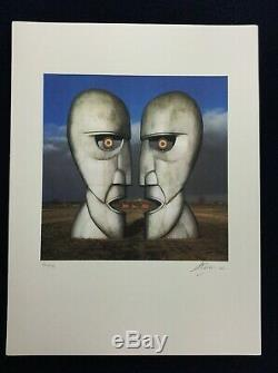 STORM THORGERSON Taken By Storm, Deluxe Edition 2008 Signed Photobook