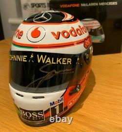 Sergio Perez signed 2013 Monaco Grand Prix 12 Helmet (Limited Edition of 400)