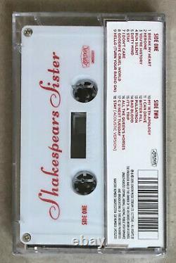 Shakespears Sister Singles Party Ltd Deluxe Cd, Ltd Cassette & Signed Photo
