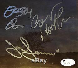 Signed Black Sabbath Autographed 13 Deluxe 2 CD Certified Authentic Jsa # M94237
