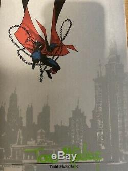 Spawn Origins Deluxe Edition 1 4 Signed & Numbered Hardcover McFarlane Omnibus