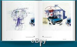 Stanley Donwood There Will Be No Quiet DELUXE BOOK with signed print Radiohead