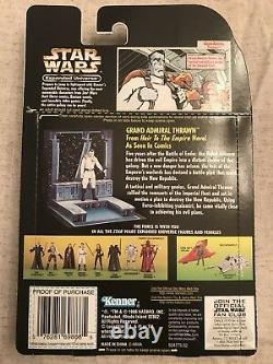 Star Wars Expanded Universe Grand Admiral Thrawn Autographed Action Figure