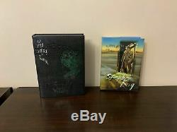 Stephen King Dark Tower Little Sisters of Eluria Deluxe Signed Limited