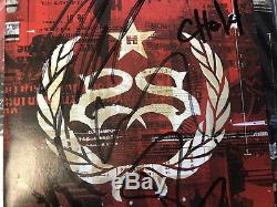 Stone Sour Hydrograd Signed Deluxe 2 CD Autographed Corey Taylor Slipknot Rand